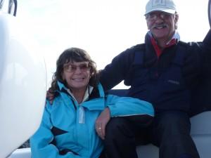 Crew Leg 2 Sarah and Adrian Gaunt