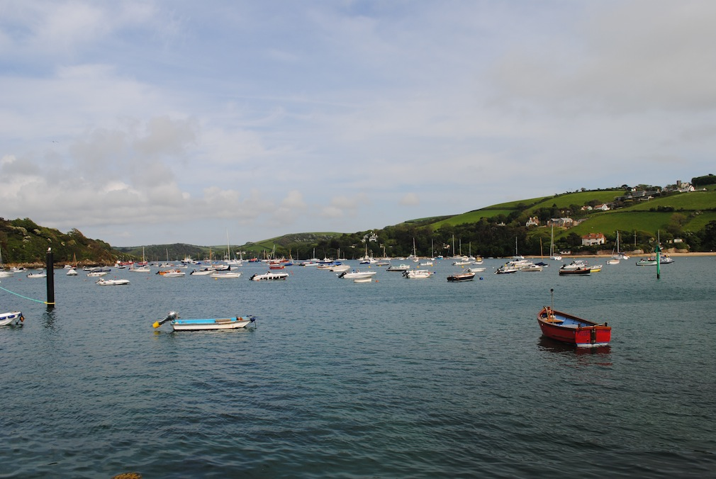 Salcombe Moorings