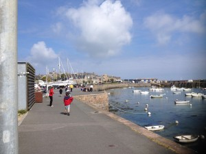 Roscoff old port