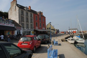 Harbourside Port Tudy