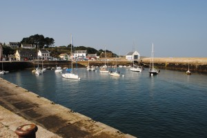 Outer harbour Port Tudy