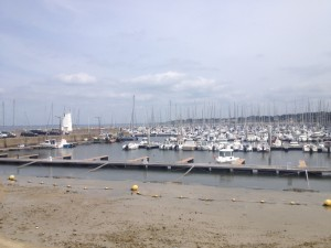 Piriac harbour