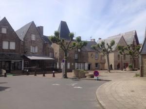 Piriac town