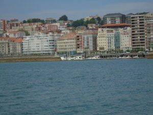 Santander waterfront