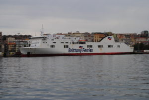 Brittany Ferries, Connemara